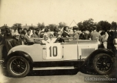 Кишинёв - Бельцы - Кишинёв (21-22 сентября 1929 г)