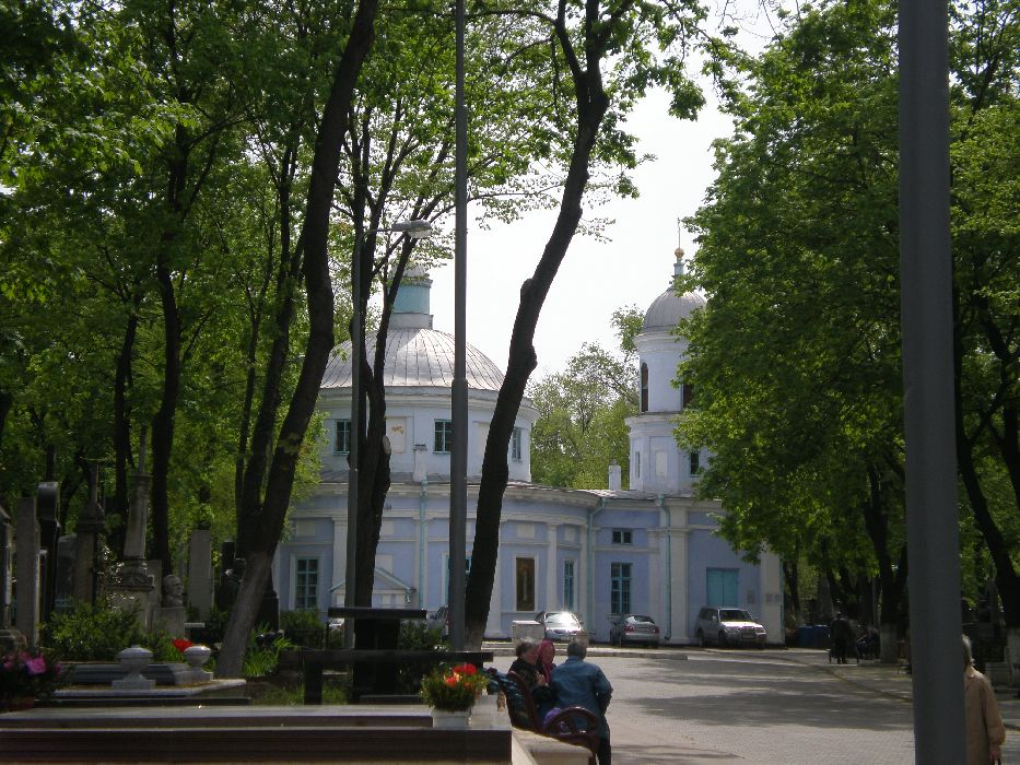 Церковь на кладбище (Церковь Всех Святых)