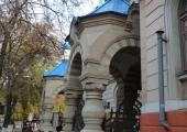 Часовня I-ой женской земской гимназии