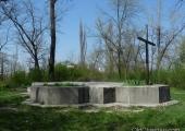 Часовня на военном кладбище