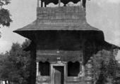 Деревянная церковь из села Корнова