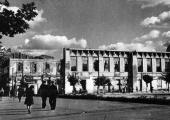 Разрушения в Кишинёве