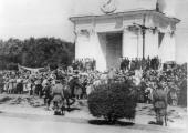 Советские войска в Кишинёве