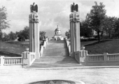 Военное кладбище