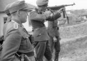 Немецкие солдаты в Кишинёве