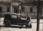 На улицах Кишинёва