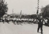 Парад в центре города