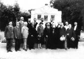 Памятник Мурафе, Матеевичу и Ходородже