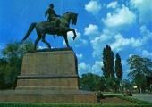 Памятник Григорию Котовскому
