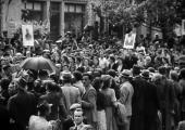 Парад советских войск в Кишинёве