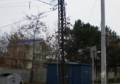Столбы, колонны Кишинёва