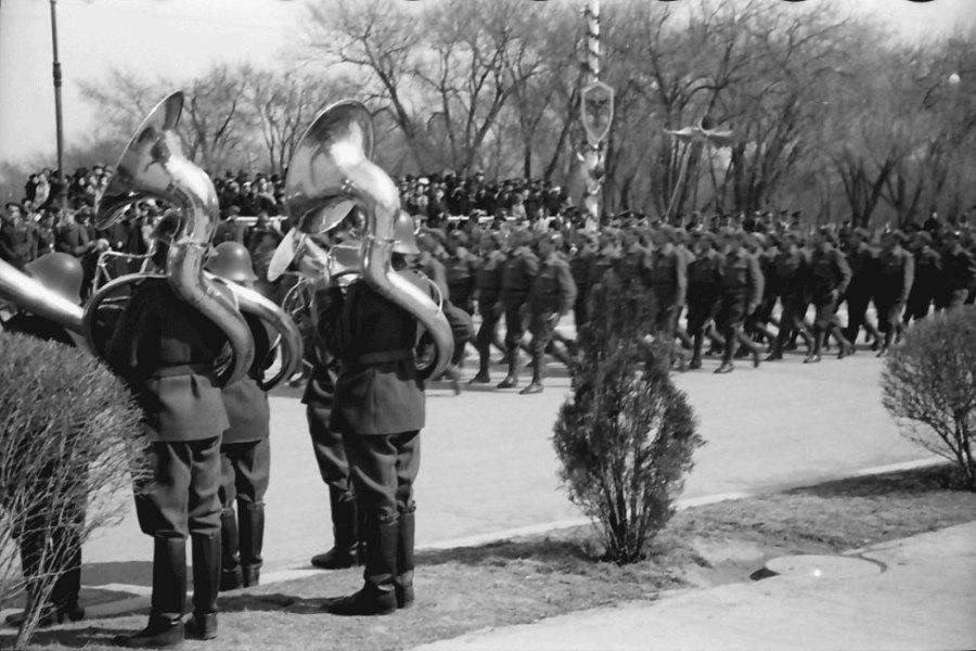 Маршал Антонеску в Кишинёве