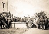Памятник солдатам чехословацкого корпуса