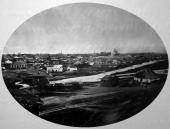 Вид на Кишинёв 1860-х гг