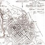 Старые карты и названия улиц Кишинёва