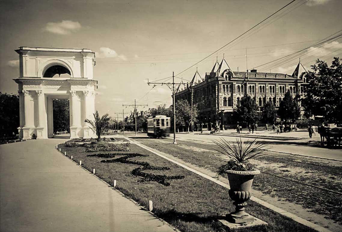 Мой город Кишинев