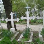 Кладбище у церкви Св. Троицы Кишинев