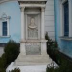 Надгробия при церкви Св. Теодора Тирона (Чуфля)