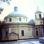 Всесвятская церковь Кишинёва