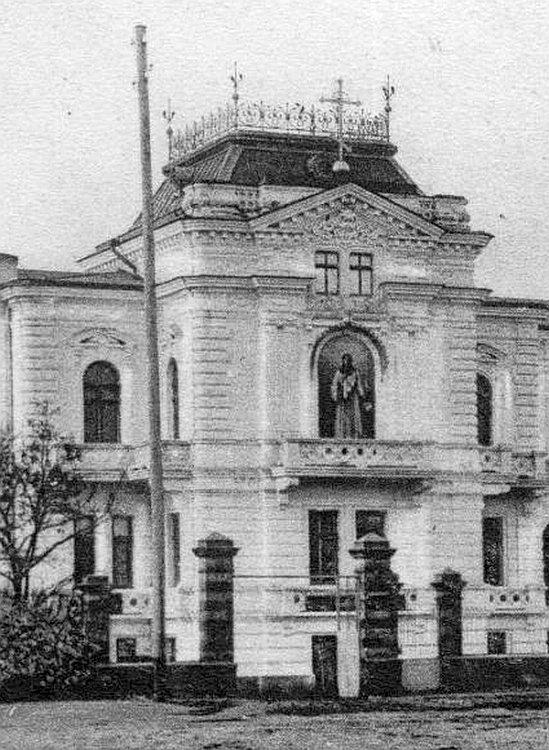Церковь 3-й мужской гимназии