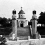 """Часовня на военном кладбище (""""Кладбище Героев"""")"""