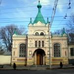 Церковь Св. Николая, Кишинёв