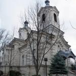 Александро-Невская церковь (Костюженская, Trei Ierarhi), Кишинёв