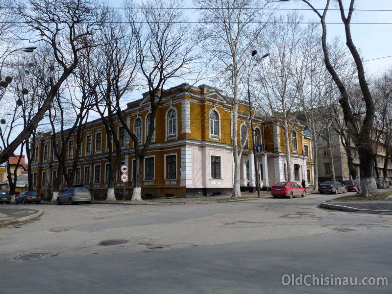 Церковь Покрова Божьей Матери (при приюте Бальша)