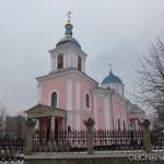 Вознесенская Церковь (Болгарская, Sfânta Vinere) Кишинёва