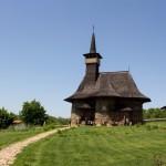 Церковь в Музее Села Кишинёва