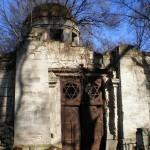 Еврейское кладбище Кишинёва