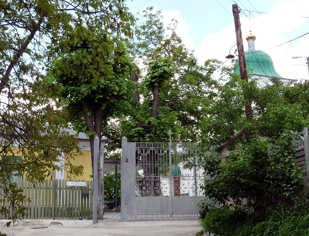 Кишинёв Мазаракиевская церковь