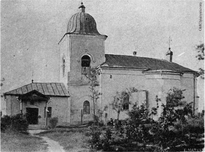 Мазаракиевская церковь Кишинёв