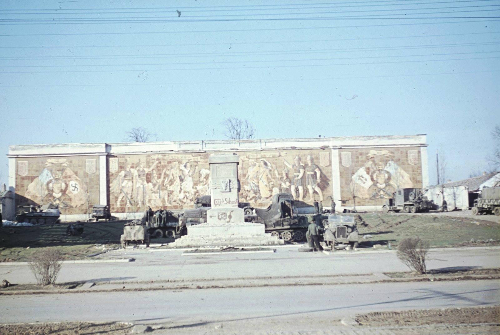 Митрополия в 1944 году.