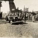 Автопробеги 1928 и 1929 года. Кишинев