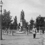Памятник императору Александру II в Кишинёве
