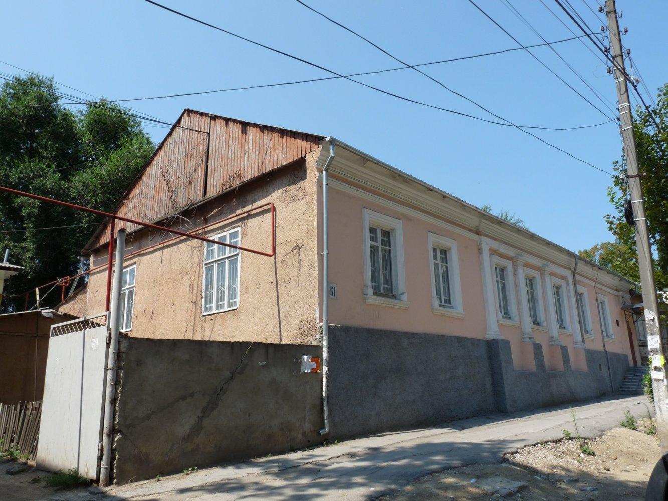 Молитвенный Дом в части здания Коренберга по Николаевской 65