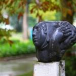 Музей садово-парковой скульптуры в Долине Роз в Кишинёве