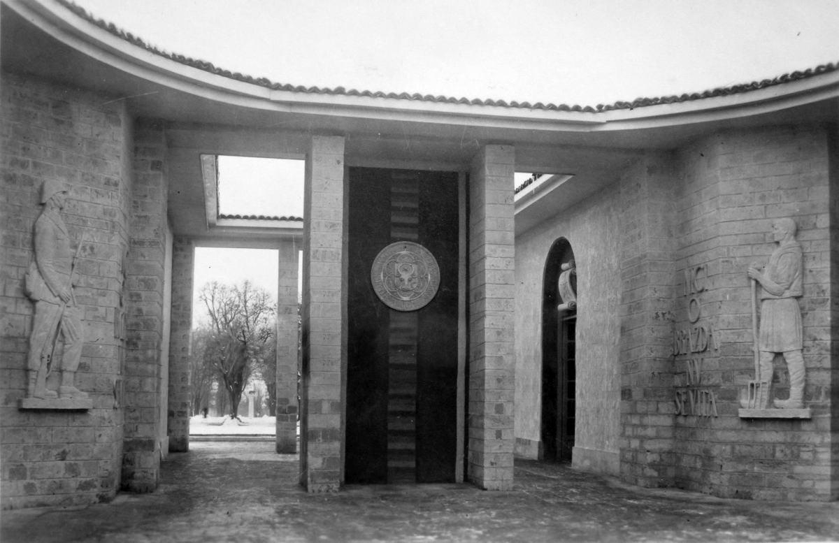 Павильон Губернаторства Бессарабии.