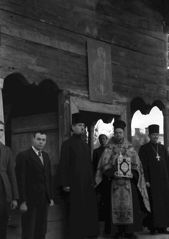 Церковь из села Корнова.