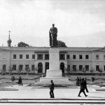 Памятник королю Фердинанду I в Кишинёве