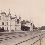 Старый железнодорожный вокзал Кишинёва