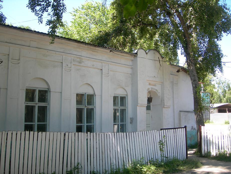 Синагога на улице Ильинской, 41