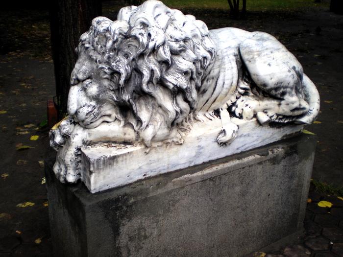 Кишинёвский лев.