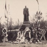 Памятники Кишинёва. Старые фотографии