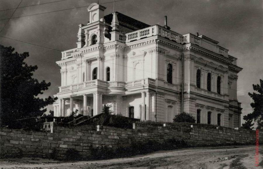 Дом Пронина Кишинёв 1930-е