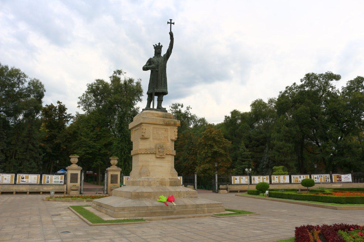 Памятник Штефану чел Маре.