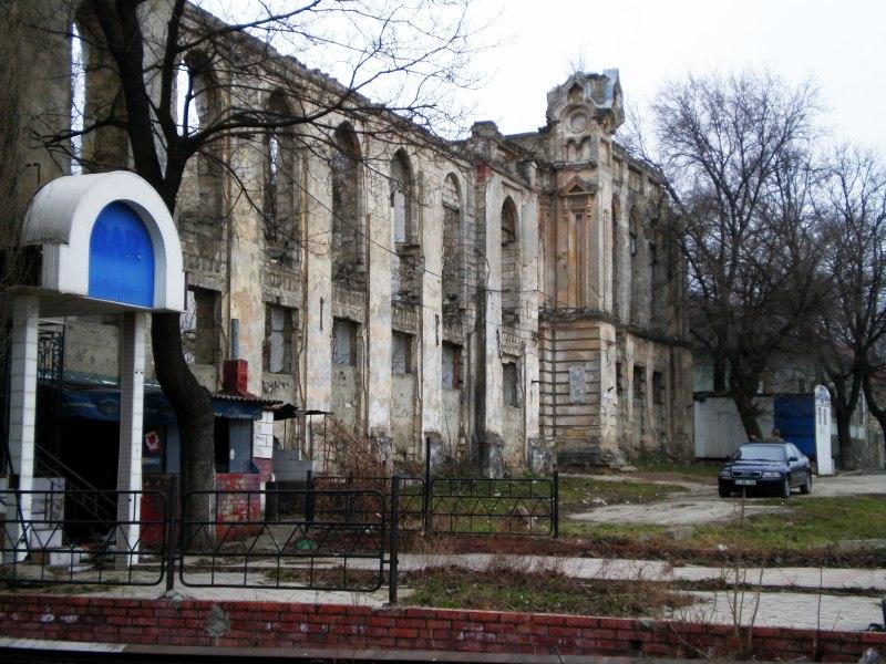 """Синагога Рава Цирельсона и Ешива """"Маген Давид"""""""