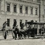 Маршруты кишинёвского трамвая и конки