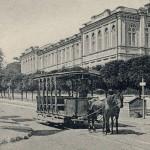 О кишинёвском трамвае, история